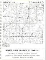 Map Image 016, Green County 1964